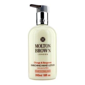 Molton Brown Orange & Bergamot Loción de Manos Eriquecedora  300ml/10oz