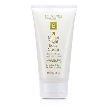 Monoi Age Corrective Night Body Cream - For Normal to Dry Skin  147ml/5oz