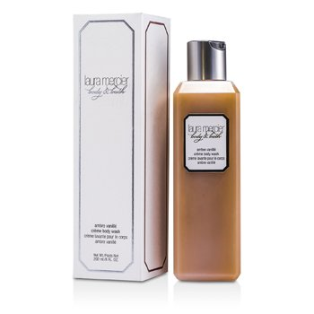 Laura Mercier Ambre Vanille Cream Body Wash - Pembersih  200ml/8oz