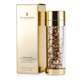 Elizabeth Arden Serum do twarzy w kapsu�kach Ceramide Capsules Daily Youth Restoring Serum  90caps