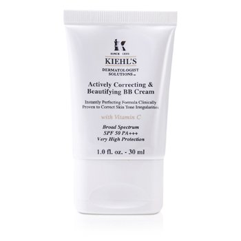 Actively Correcting & Beautifying BB Cream SPF 50 PA+++ (Natural) 30ml/1oz