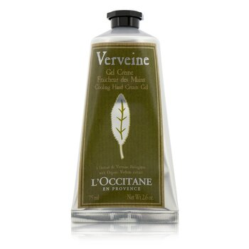 Verveine Cooling Hand Cream Gel  75ml/2.6oz