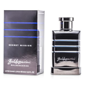 Secret Mission After Shave Lotion  90ml/3oz