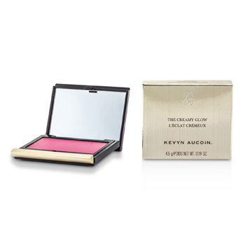 Kevyn Aucoin El Brillo Cremoso (Empaque Rectangular) - # Liquifuschia (Hot Pink)  4.5g/0.16oz