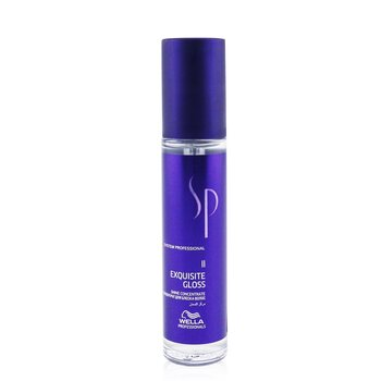 SP Exquisite Gloss Shine Concentrate (For Shiny, Sleek Hair)  40ml/1.3oz