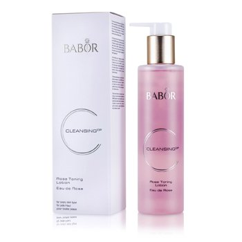 Babor Cleansing CP, Tonende Krem med Rose  200ml/6.8oz