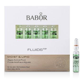 ฟลูอิดกระตุ้นผิว Fluids FP Algae Active Fluid (ให้ความชุ่มชื้น & ไขมัน, สำหรับผิวแห้ง)  7x2ml/0.07oz