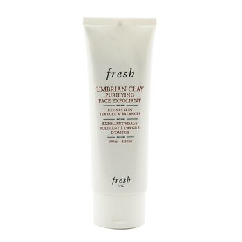 Fresh Umbrian Clay Exfoliante Facial Matificante (Piel Normal a Grasa)  100ml/3.3oz