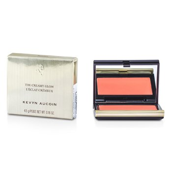 Kevyn Aucoin The Creamy Glow (Rectangular Pack) - # Tansoleil (Apricot)  4.5g/0.16oz