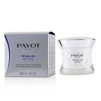 Payot Techni Liss Active - Deep Wrinkles Smoothing Care  50ml/1.6oz