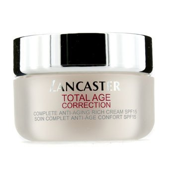 Lancaster Total Age Correction Rich Day Cream SPF15  50ml/1.7oz