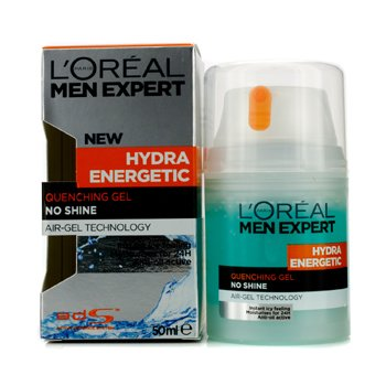 Men Expert Hydra Energetic Quenching Gel ג'ל לחות אנרגטי (משאבה)  50ml/1.7oz