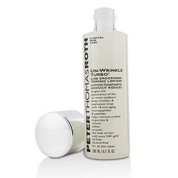 Un-Wrinkle Turbo Line Smoothing Toning Lotion  200ml/6.7oz