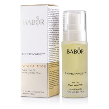 Babor Skinovage PX Vita Balance, Lipid Plus Olje (For tørr hud)  30ml/1oz