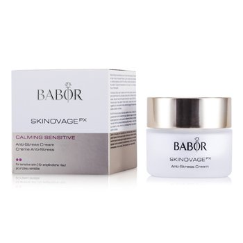 Babor Skinovage PX, Beroligende, Sensitiv Anti-Stress Krem (For sensitiv hud)  50ml/1.7oz