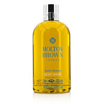 Molton Brown Suma Ginseng Body Wash  300ml/10oz
