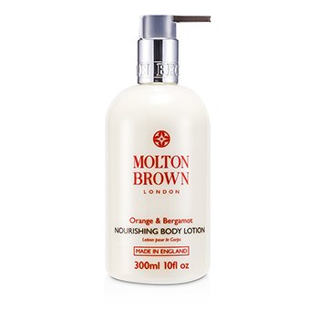 Molton Brown Orange & Bergamot Nourishing Body Lotion  300ml/10oz