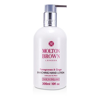 Pomegranate & Ginger Enriching Hand Lotion  300ml/10oz