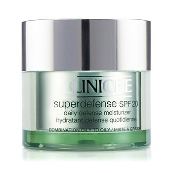 Clinique Hidratante Superdefense Daily Defense SPF 20 (Pele Oleosa á Oleosa Mista)  50ml/1.7oz
