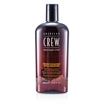 American Crew Men Power شامبو يومي منظف  (لجميع أنواع الشعر)  450ml/15.2oz
