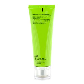 Super Acids X-Treme After-Party Scrub  75ml/2.5oz