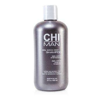 CHI Man Daily Active Clean Champú  350ml/12oz