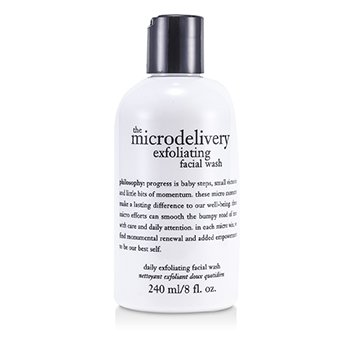The Microdelivery Daily Exfoliating Facial Wash  240ml/8oz