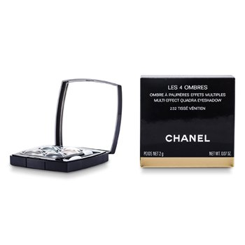 Chanel Sombra Les 4 Ombres Quadra Eye Shadow - No. 232 Tisse Venitien  2g/0.07oz