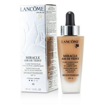 Lancome Miracle Air De Teint Perfecting Fluid SPF 15 - # 03 Beige Diaphane  30ml/1oz