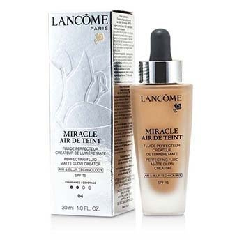 Lancome Miracle Air De Teint Perfecting Fluid SPF 15 - # 04 Beige Nature  30ml/1oz