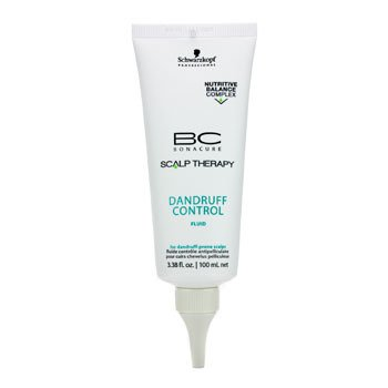 Schwarzkopf BC Scalp Therapy Dandruff Control Fluid (For Dandruff-Prone Scalps)  100ml/3.38oz