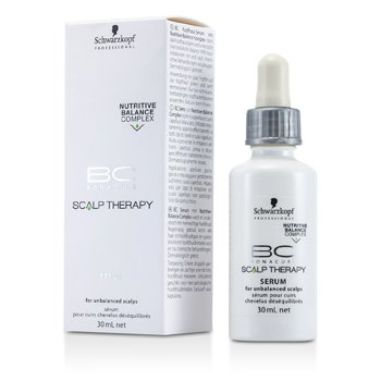 Schwarzkopf سرم BC Scalp Therapy (تنظیم کننده عملکرد پوست سر)  30ml/1oz