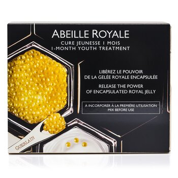 Abeille Royale Youth Treatment: Activating Cream 32ml & Royal Jelly Concentrate 8ml  40ml/1.3oz