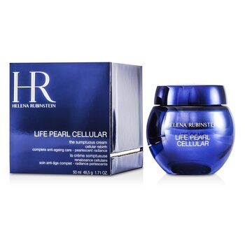 Life Pearl Cellular The Sumptuous Cream קרם לילה (תוצרת יפן)  50ml/1.71oz