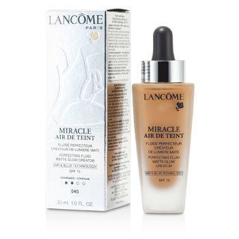 Lancôme Miracle Air De Teint Perfecting Fluid SPF 15 - # 045 Sable Beige  30ml/1oz