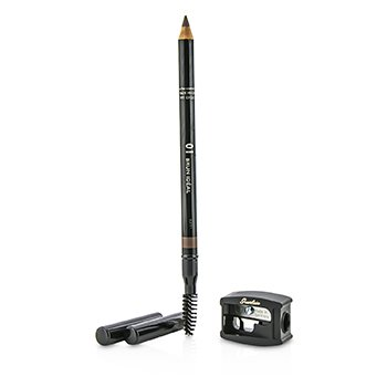 The Eyebrow Pencil With Brush & Sharpener  1.08g/0.03oz