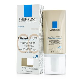 Rosaliac CC Cream SPF 30 - Daily Unifying Complete Correction Cream  50ml/1.69oz