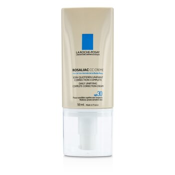 La Roche Posay Rosaliac CC Cream SPF 30 - Daily Unifying Complete Correction Cream  50ml/1.69oz