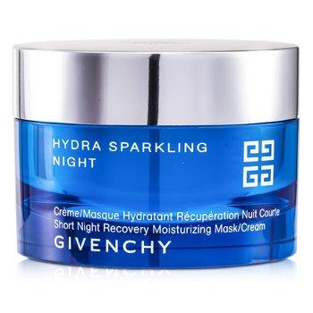 Hydra Sparkling Night Short Night Recovery Moisturizing Mask/ Cream  50ml/1.7oz