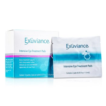 Intensive Eye Treatment Pads  12 Applications