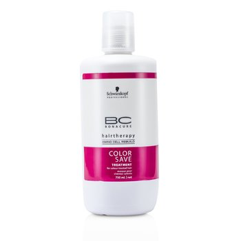 Schwarzkopf BC Color Save Treatment (Para Cabelo Colorido e Com Química)  750ml/25oz