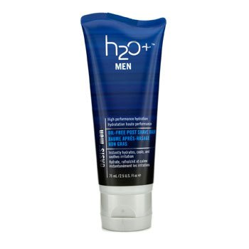 H2O+ Oasis Men Oil-Free Post Shave Balm  75ml/2.5oz