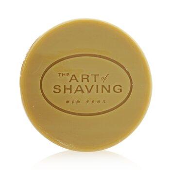 Shaving Soap w/ Bowl - Sandalwood Essential Oil (For All Skin Types, Box Slightly Damaged)  95g/3.4oz