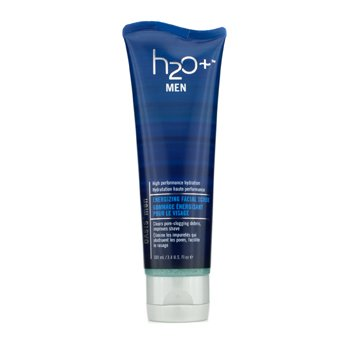 H2O+ Oasis Men Energizing Facial Scrub  100ml/3.4oz