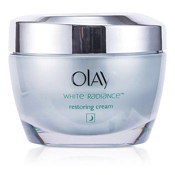 White Radiance Restoring Cream  50g/1.7oz