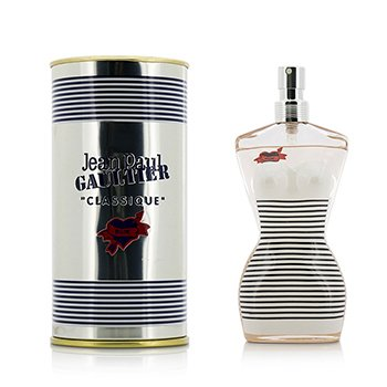 Jean Paul Gaultier Classique Eau De Toliette Spray (Edición Limitada de Pareja)  100ml/3.3oz