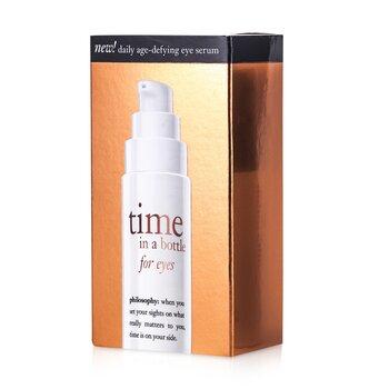 Time In A bottle For Eyes (Serum Anti-Envelhecimento Para Olhos)  15ml/0.5oz