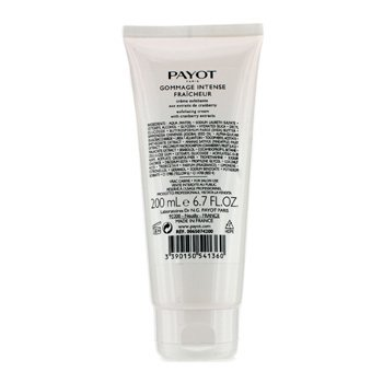 Payot Les Demaquillantes Gommage Intense Fraicheur Exfoliating Cream (Salon Size)  200ml/6.7oz