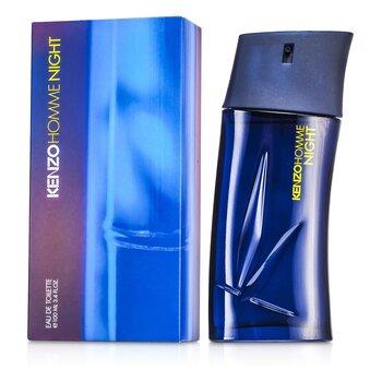 Homme Night Eau De Toilette Spray  100ml/3.4oz
