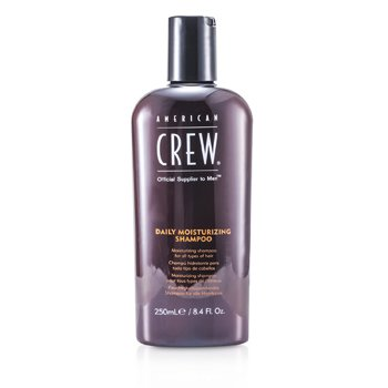 American Crew Men Daily Moisturizing Shampoo (For All Types of Hair)  250ml/8.4oz